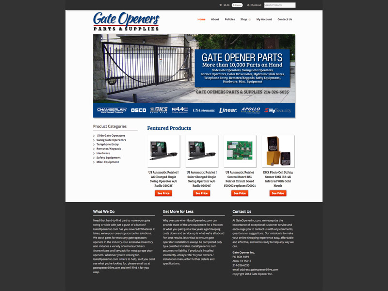 Gate Openers<div style='clear:both;width:100%;height:0px;'></div><span class='cat'>Website</span>