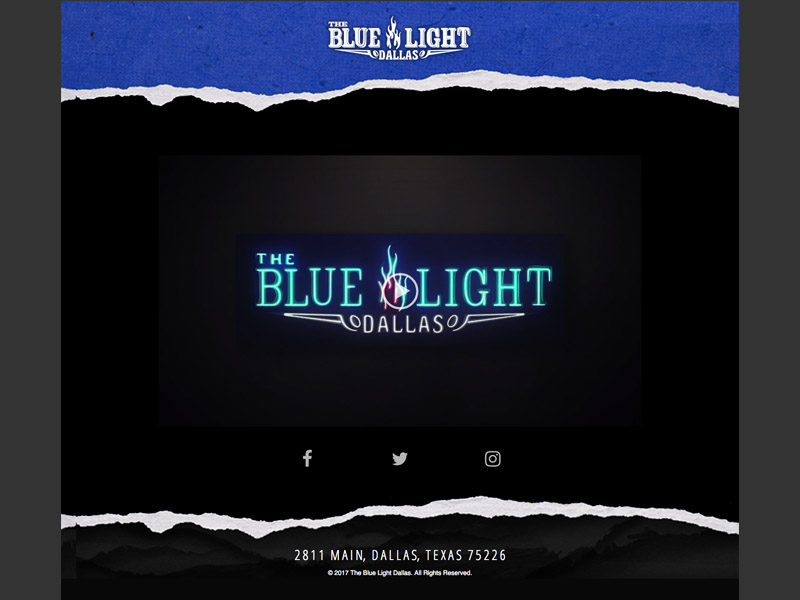 Blue Light Dallas<div style='clear:both;width:100%;height:0px;'></div><span class='cat'>Website</span>
